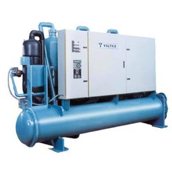 Voltas Water Cooled VFD Screw Chillers