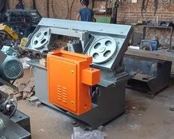 Bandsaw Machine MS cutting