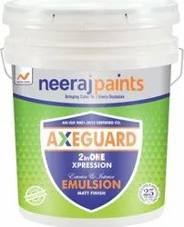 MATT FINISH Paste Axeguard 2 In One Xpression, For Exterior