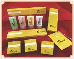 Hotel Guest Toiletries Kit Packaging boxes