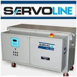 servoline Model Name/Number: 10=160= 10 Kva Stabilizer, 160to280, 240