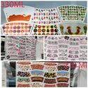Printed Paper Cup Raw Material, 150, Packaging Type: Bag