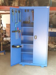Cupboard For Tooling