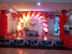 Birthday Party Backdrop Decoration In Villupuram