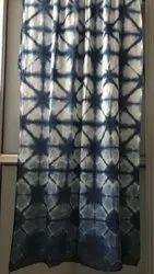 Tie Dye Shibori Curtains