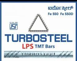 Turbo TMT Steel Bars