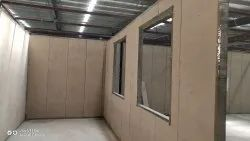 Prefab Dry Wall Partition Architect Fabrication & Construction Co