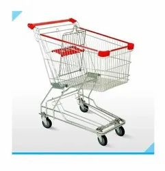 Shopping Trolley And Cart