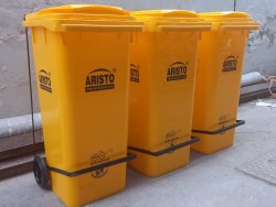 Plastic Biomedical Dustbins