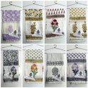 Jaipuri Mughal Flower Printed Stole Women Cotton Scarf