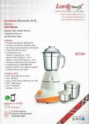 Mixer Grinder Ultima/Activa 600 Watts