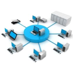 Server to Client Lan Computer Networking Services, Delhi Ncr