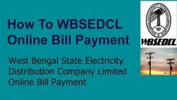 Online Wbsedcl Electricity Bill Payment Portal, in Anywhere in West Bengal