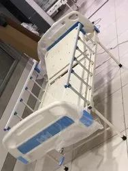 Semi Fowler Bed with ABS Penal