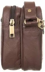 Leather Hand Pouch Bag