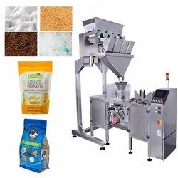 Pre made Pouch Fill And Seal Machine