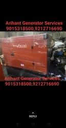 50 100 Litre Used Generator for sale