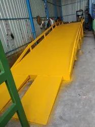 Manual Loading ramp