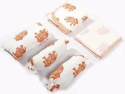 Elephant Printed Baby Bedding Sets