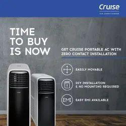 Cruise Portable Ac, 1 Ton