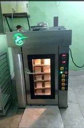 Diesel Rotary Rack Oven 12 Tray