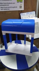 Plastic stand for commercial purifier