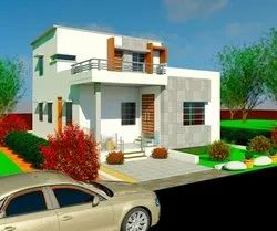 Commercial Projects Concrete Frame Structures Building Contractors, in NCR India