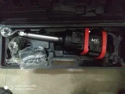 Air gun impact wrench