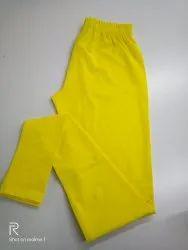 Fit 4way Stretch Cotton 4 Way Lycra Leggings, Size: Free Size