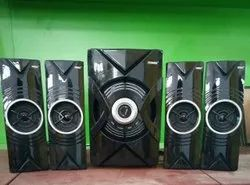 4.1 Black Home Theater 6sub woofer