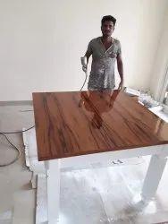 Wood Furniture Polishing Service Bangalore
