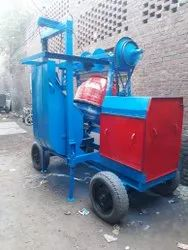 1200 L Lift Mixer Machine