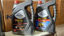 Nextgen Gear Oil EP 140, Grade: Gl 4, Unit Pack Size: 5 Liter