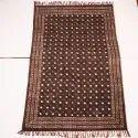 Indigo Cotton Rugs Durries