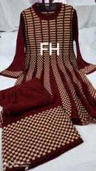 Woolen kurtis