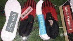 Unisex Shoe Socks, Size: 6-7-8-9-10