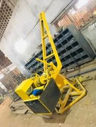 Building Material Handling Lifts