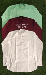 10 colors Cotton Short Kurta, Chinese