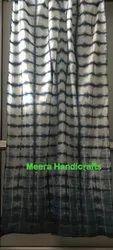 Tie Dye Cotton Curtains