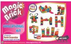 Magic Brick Toys , Stage 2, 81/192 Pieces