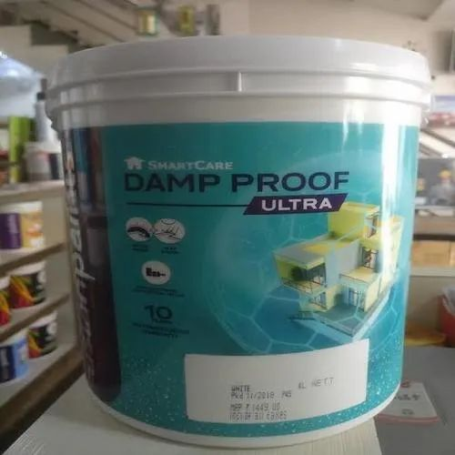 Asian Paints Water Based Paint Smartcare Damp Proof Ultra Packaging Type Bucket Packaging Size 20kg Rs 4200 Drum Id 22852194197