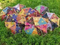 Mirror Work Rajasthani Umbrella