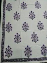 Blocks Printed Tablecloth