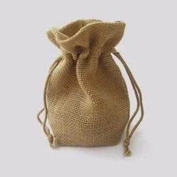 500 Gm Jute Potli Bag