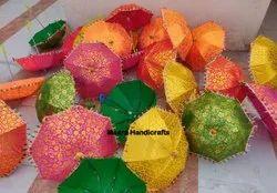 Jaipuri Handmade Embroidered Umbrella