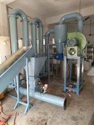 Mild Steel Automatic Flash Dryer Machine, Capacity: 2 Ton