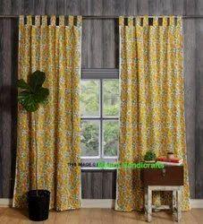 Beautiful Jaal Printed Curtains