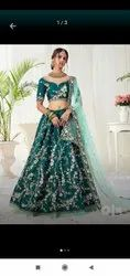 Alizeh Engagement s Embroidery Work Function Wear Lehenga Choli Collection