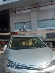 Corolla Altis Wedding car and New cars