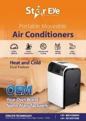 3 Star Portable Air Conditioners, Coil Material: Copper